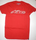 T-SHIRT BLAZE CLASSIC RED-WHITE