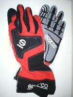 GUANTO STORM-K1 ROSSO