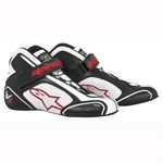 SCARPA KART TECH 1-KX BLACK WHITE