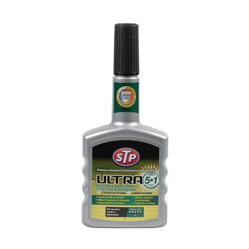 STP ULTRA 5IN1 BENZ 400ML