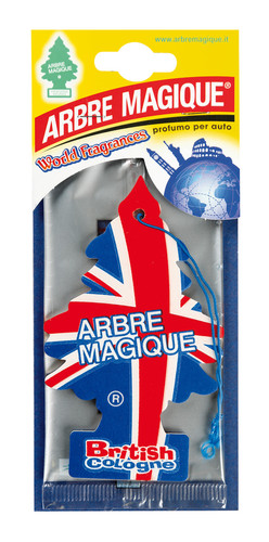 ARBRE BRITISH COLOGNE