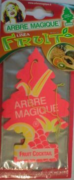 ARBRE NAGIQUE FRUIT COCKTAIL